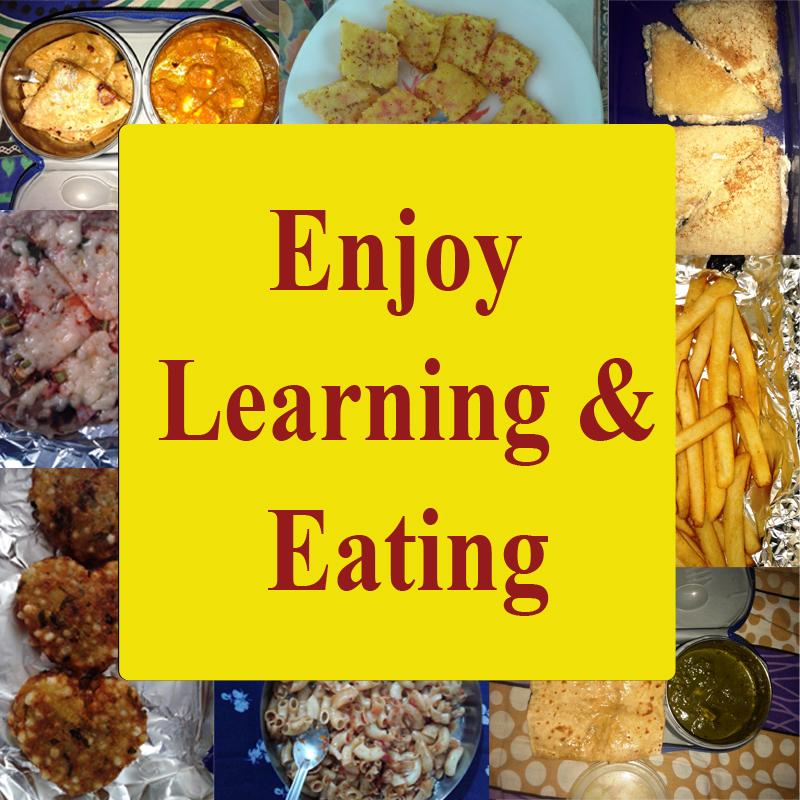 Enjoy Learning & Eating