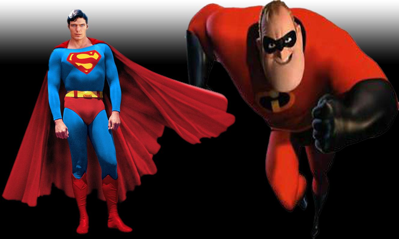My 2 Superheros