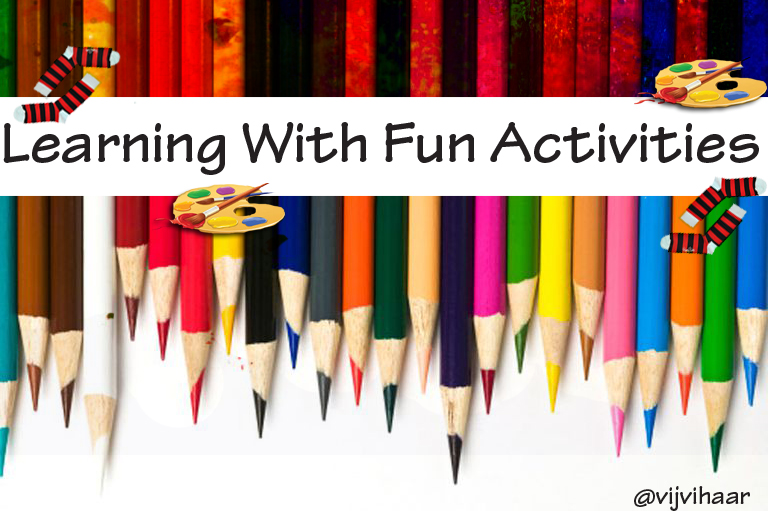 Learning With Fun Activities Part-2