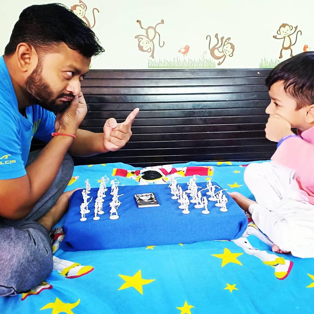 Yudh bhoomi – game of war & maths