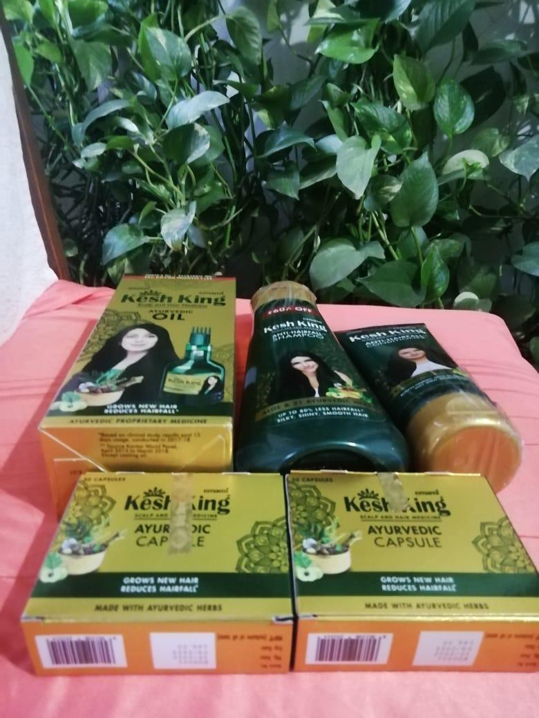 KeshKing – 100% Ayurvedic Haircare Products